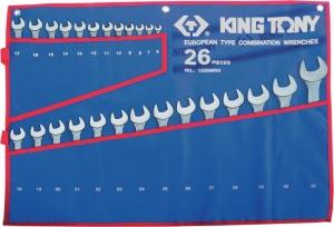 Наборы KING TONY 12869