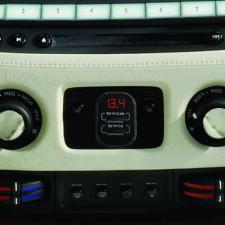 """Переходник прикуривателя USB с вольтметром """"Smart Volt"""", 12/24В, 3,4А"""